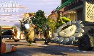 Requisitos y trailer de lanzamiento de Plants vs. Zombies: Garden Warfare en PC
