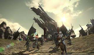 La actualización 2.3 de Final Fantasy XIV: A Realm Reborn disponible el 8 de julio