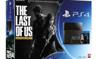 Habrá pack de PS4 con The Last of Us Remasterizado