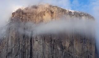 Apple anuncia OS X 10.10 Yosemite