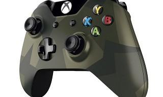 El mando y los auriculares de Xbox One tendrán una Edición Especial Fuerzas Armadas