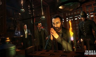 20 minutos de gameplay de Sherlock Holmes: Crimes & Punishments