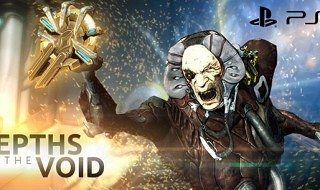 Depths of The Void, actualización 13.7 para Warframe en PS4
