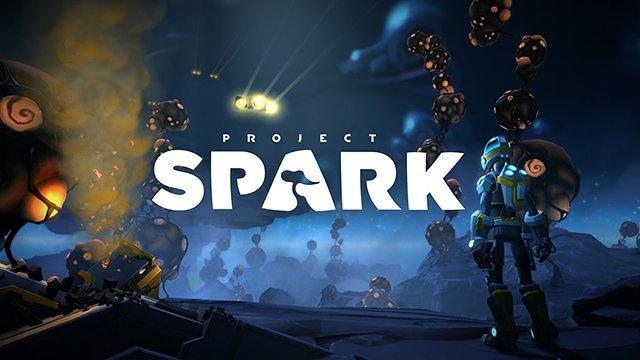 Project Spark Sci-fi