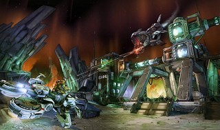 Nuevo gameplay de Borderlands: The Pre-Sequel