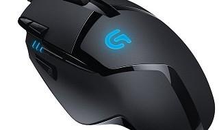 G402 Hyperion Fury, el nuevo ratón para gaming de Logitech