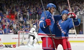 El nuevo diseño de los skaters en NHL 15
