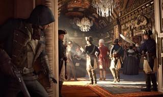 Este es el mapa de Assassin's Creed Unity