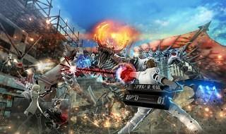Nuevo gameplay de Freedom Wars