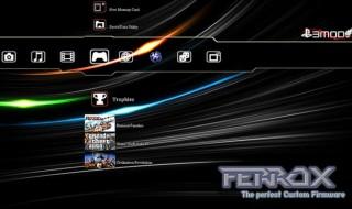 CFW 4.65 Ferrox 1.0 para PS3
