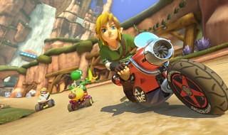 Contenido de Zelda y Animal Crossing llegará a Mario Kart 8 próximamente