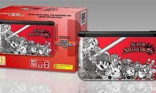 Nintendo 3DS tendrá edición limitada con Super Smash Bros.