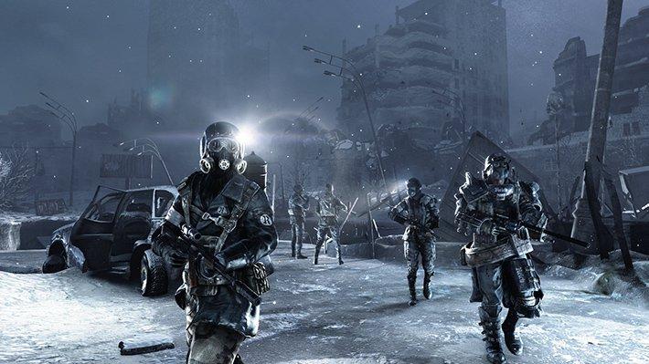 Metro 2033 Redux - Announce 3