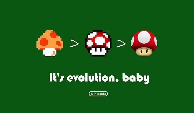 evolution-nintendo