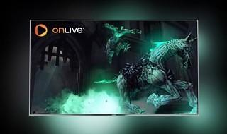 OnLive vendrá preinstalado en las TVs Philips con Android