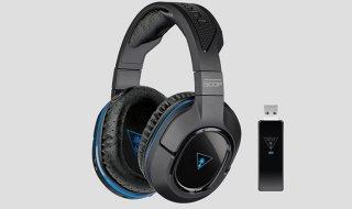 Ear Force Stealth 500P, nuevo headset de Turtle Beach para PS4 y PS3