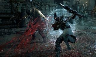 Gameplay de la alpha de Bloodborne