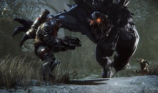 Se retrasa la Big Alpha de Evolve en PS4 por problemas con el firmware 2.0