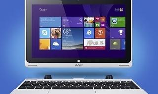 Aspire Switch 10, el nuevo portátil 2 en 1 de Acer