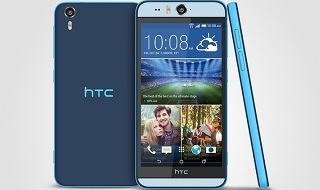 Presentado el HTC Desire Eye