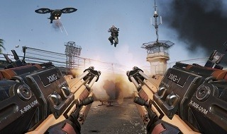 14 mapas de inicio para Call of Duty: Advanced Warfare
