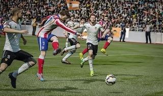 Segunda actualización en camino para FIFA 15 en PS4 y Xbox One