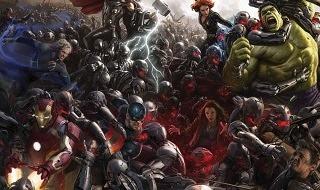 Primer trailer de Los Vengadores 2: La era de Ultron