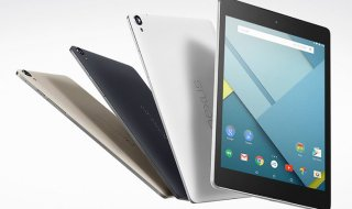 HTC Nexus 9, la primera tablet con Android 5.0 Lollipop