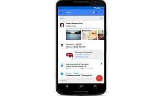 Google quiere cambiar la forma en la que gestionamos el correo con Inbox