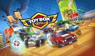 Codemasters anuncia Toybox Turbos