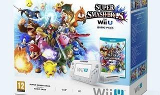 Habrá pack de Super Smash Bros. y Wii U a partir del 23 de diciembre