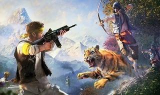 Far Cry 4 y Freedom Wars, la decimosegunda oferta de navidad en PSN