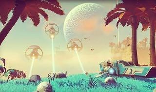 Nuevo gameplay trailer de No Man's Sky desde los TGA