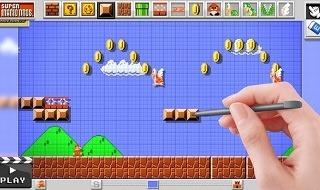 Nuevo trailer de Mario Maker