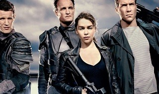 Primer trailer de Terminator Génesis