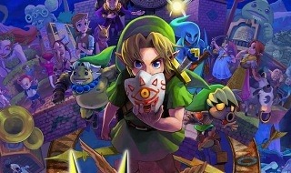 El 13 de febrero se pone a la venta The Legend of Zelda: Majora's Mask 3D