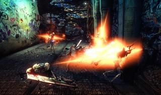 Casi una hora de gameplay de DmC Devil May Cry: Definitive Edition