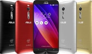 Asus presenta el Zenfone 2 y el Zenfone Zoom