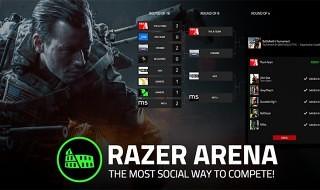Razer Arena, nueva plataforma para el gaming competitivo