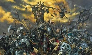 Se filtra la existencia de Total War: Warhammer