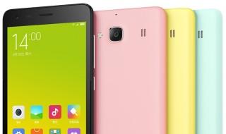 Presentado el Xiaomi Redmi 2