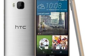 El HTC One M9 se deja ver antes de tiempo
