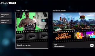 Upload Studio para Xbox One se actualiza con importantes novedades