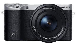 Presentada la Samsung NX500