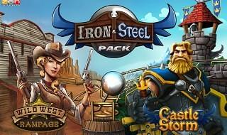 CastleStorm y Wild West Rampage, nuevas mesas para Pinball FX 2