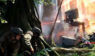 Star Wars Battlefront llega a EA Access