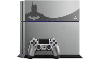 Habrá PS4 edición limitada Batman Arkham Knight