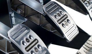 T3PA-PRO, los nuevos pedales metálicos de Thrustmaster
