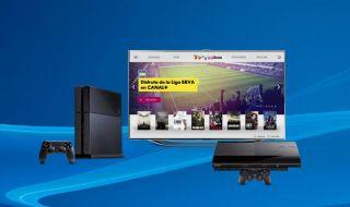 Ya disponible la aplicación de Yomvi para ver Canal + en PS4 y PS3