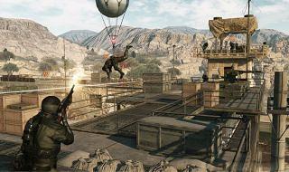 Metal Gear Online tendrá 16 jugadores en PS4, Xbox One y PC, 12 en Xbox 360 y PS3